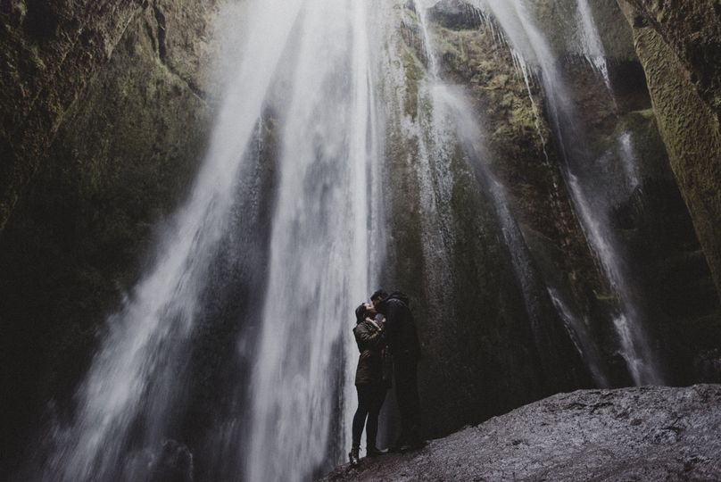 Iceland Waterfalls Session