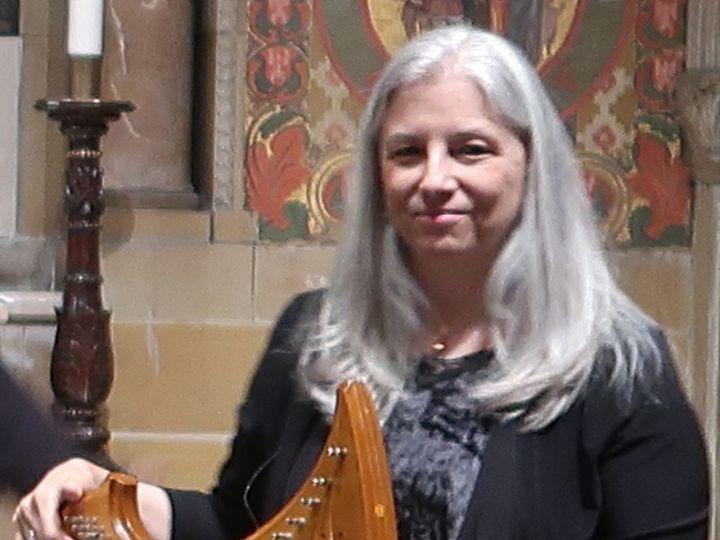Tmx 03 X2018 04 19 Marginalia Midtown Concerts 8 Christa With Harp 51 1060285 1556283615 Stony Point, NY wedding ceremonymusic