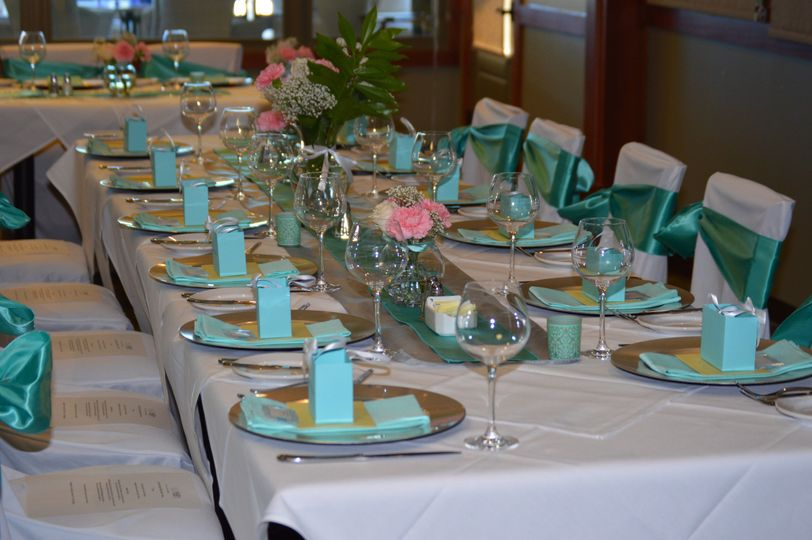 Breakfast at Tiffany's!  (Woodbridge, VA)
