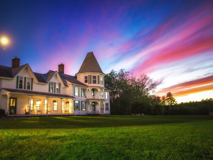 Tmx Clifford House Sunset 51 661285 161108302365023 Chichester, NH wedding venue