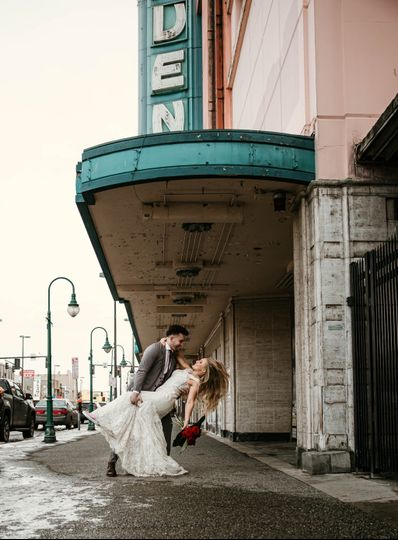 Elopement on 4th Avenue