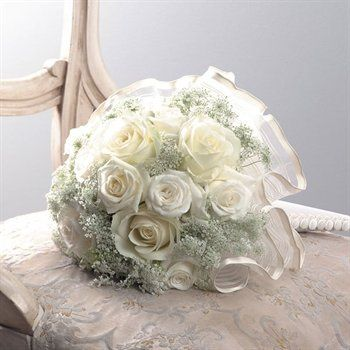 Tmx 1320166896078 Whitebridalbouquet Babylon wedding florist