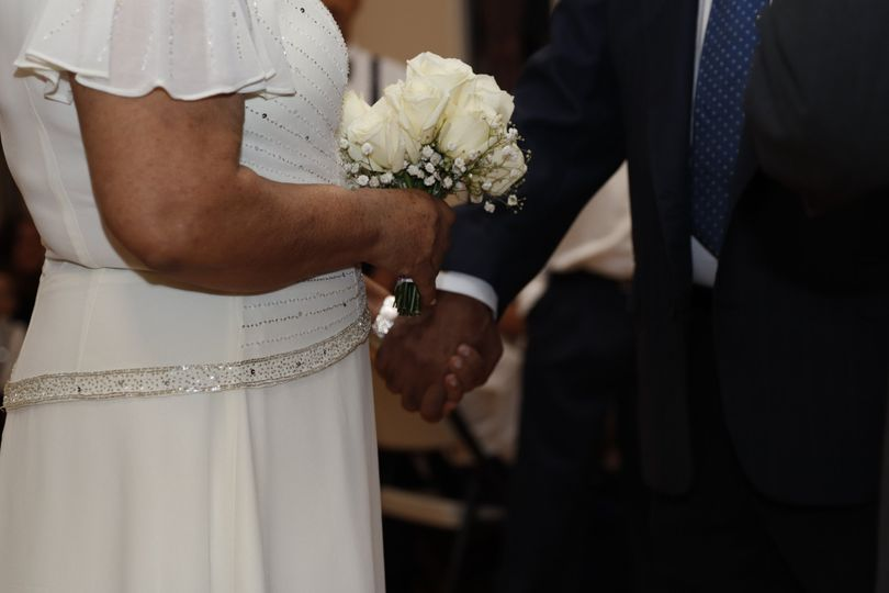 50th Wedding Vow Renewal