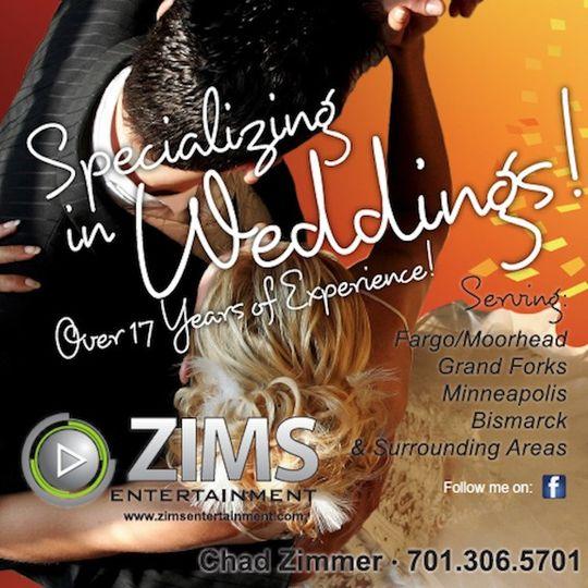 Zim's Entertainment