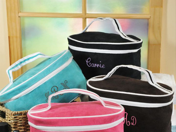 Tmx 1366987937434 Bridesmaid Cosmetic Bags Merrick wedding favor