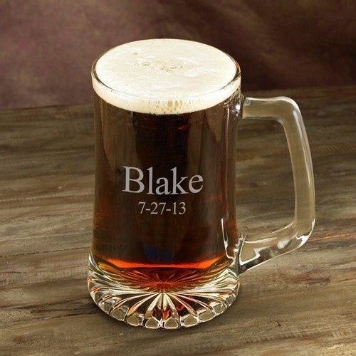 Tmx 1366988107503 Groomsman Beer Mug Merrick wedding favor