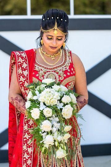 Affordable bridal makeup-shrut