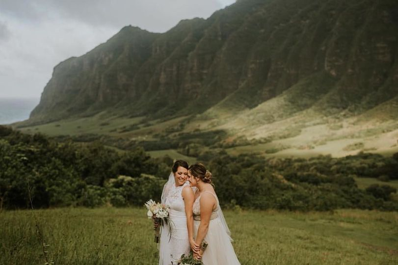 Couple in Ohau