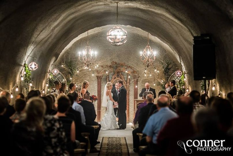 Wedding ceremony - Conner Photography
