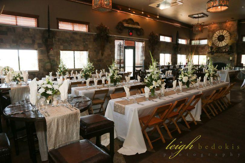 Wedding reception - Leigh Bedokis Photography