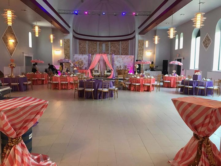 The Victorian Banquet Hall Venue Philadelphia Pa