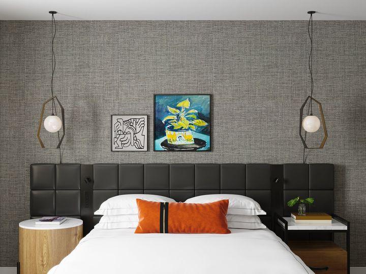 Elegant Guestrooms