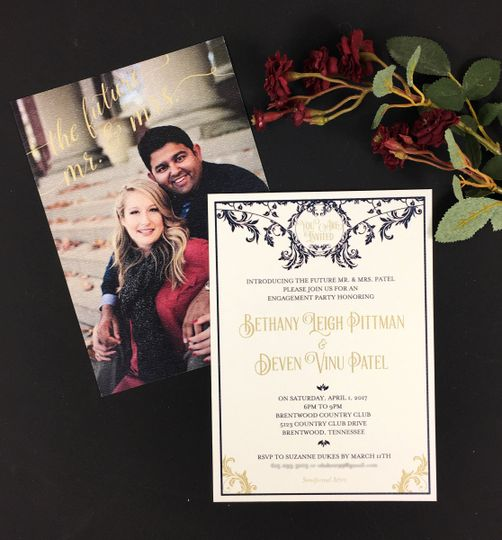 engagement party invite2