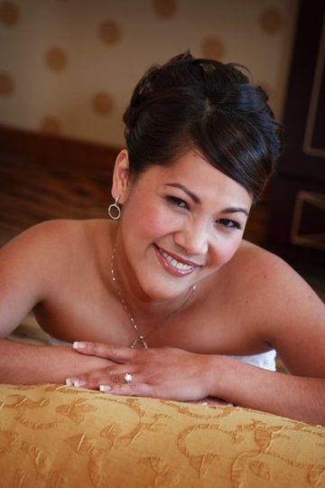 San Jose Wedding Makeup