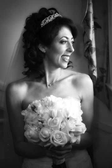 Bay Area wedding makeup