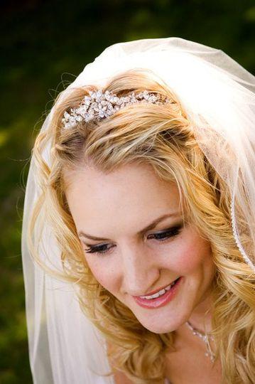 Northern Ca wedding makeup