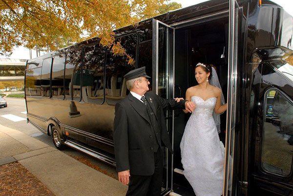Tmx 1382123761144 James Rivertransportation Wedding Coach Sedan Car Service Richmond Williamsburg Va Richmond wedding transportation