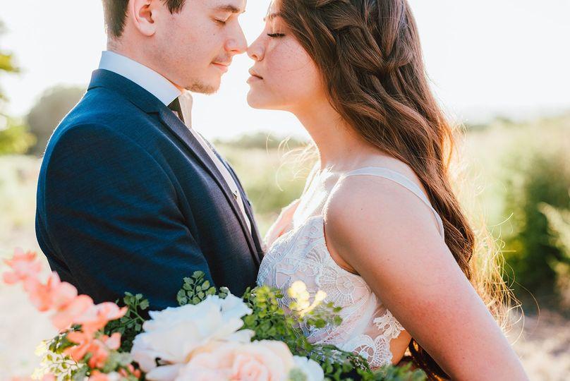 Etherial Wedding Photos