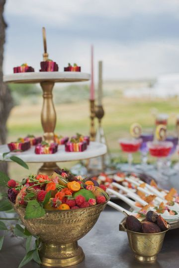Desserts and pastries