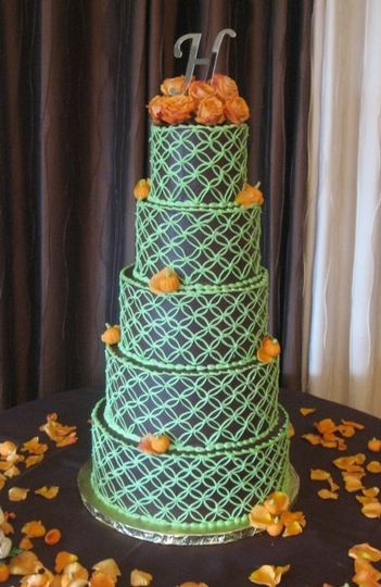 wedding cakes in san diego twiggs bakery wedding cake san diego ca weddingwire 24775