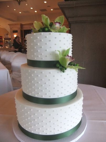 dense dots wedding