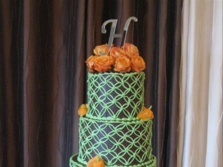 Tmx 1257957850089 AnnsWeddingCake San Diego wedding cake