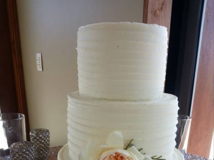 Tmx 1458666634760 Spatulapleats2 San Diego wedding cake