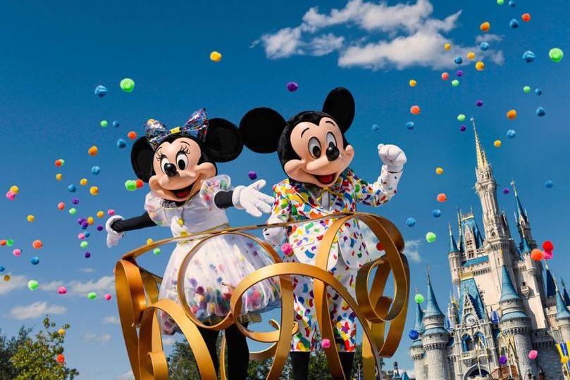 Disney honeymoons