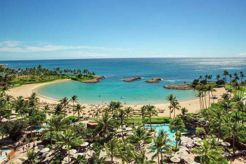 Aulani Resort & Spa in Hawaii