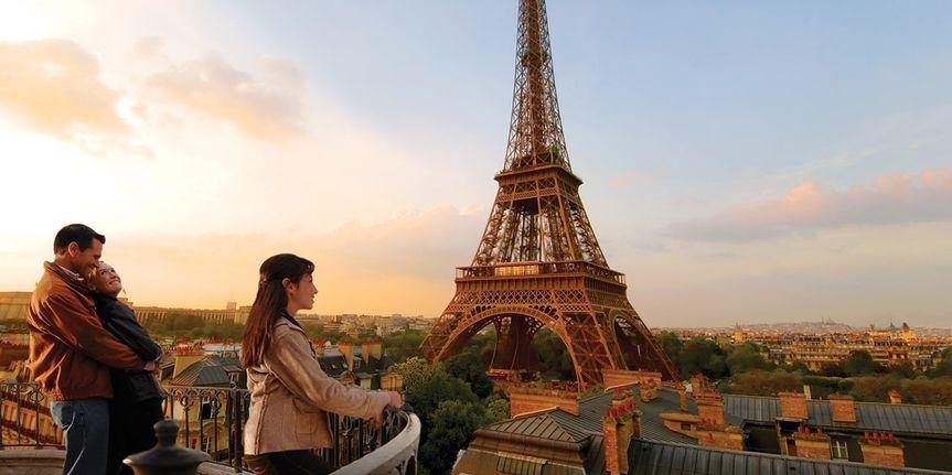 Luxury world travel