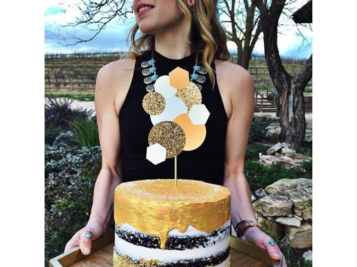 Tmx 1429545562887 110084557142814393669071963223310562703n Paso Robles wedding cake