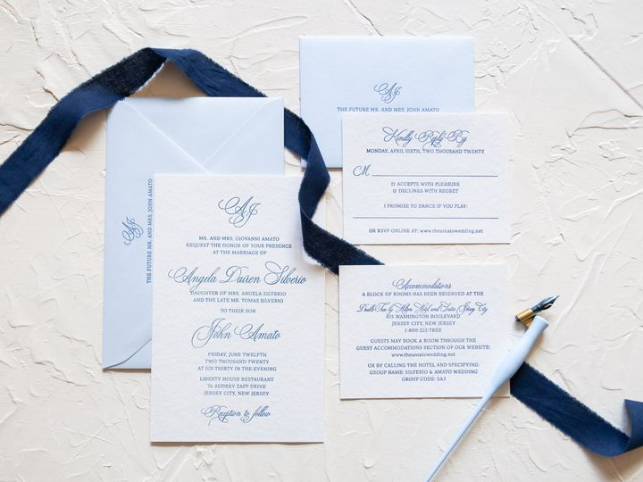 Tmx Jp Portfolio 25 51 993385 160227192925872 Dumont, NJ wedding invitation