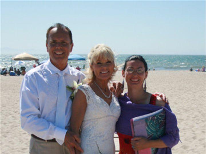 Tmx 1422421094080 Deanbarbwedding3 Pismo Beach wedding officiant