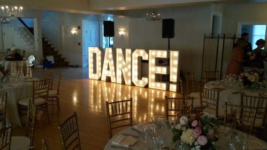 The DANCE! floor is calling!