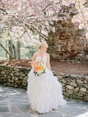 Tmx 1456510070946 Bride Under Cherry Blossoms 300x400 Jasper wedding venue