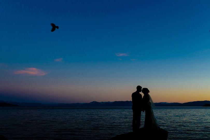 Hyatt Lake Tahoe wedding.