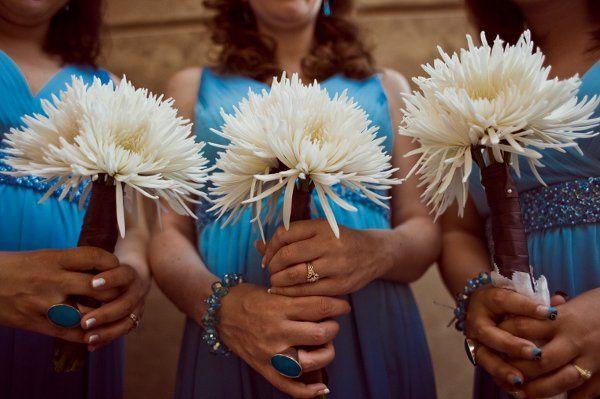 Gabriela+Paul bouquets