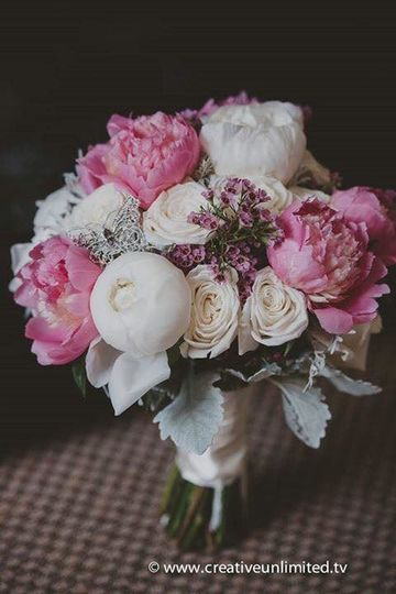 Whites and pinks