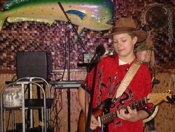Mike Imbasciani & his BluezRockerz