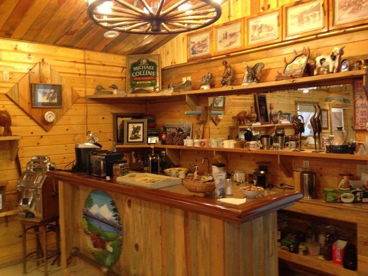 Tygh Ridge Ranch Lodge coffee bar