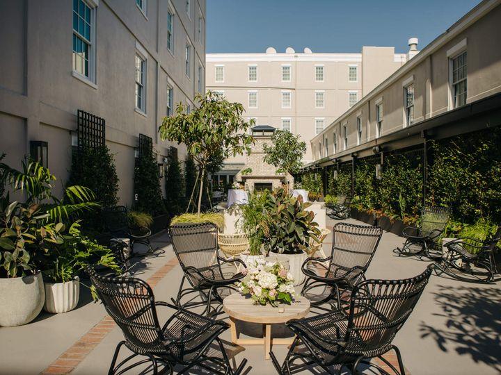 Tmx E Courtyard Day 51 1887385 159682264125252 Charleston, SC wedding venue