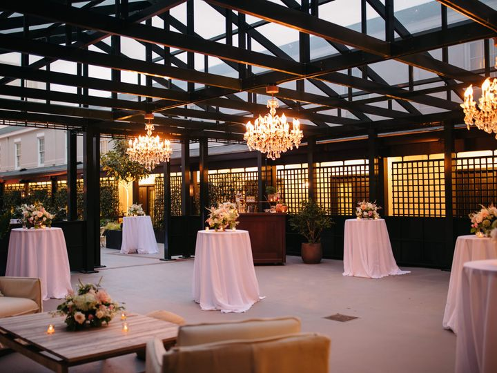 Tmx Greenhouse Cocktail Rounds 51 1887385 159682264973921 Charleston, SC wedding venue