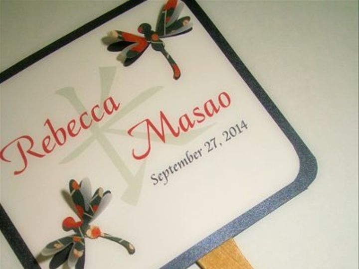 Tmx 1332721992808 Fan4 Whitmore Lake wedding invitation