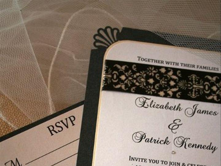 Tmx 1332722133684 Ds8 Whitmore Lake wedding invitation