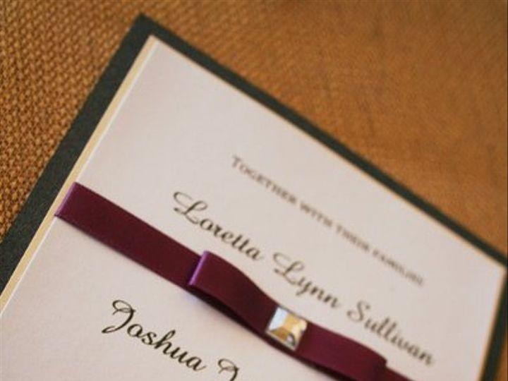 Tmx 1332722192195 Ds2 Whitmore Lake wedding invitation