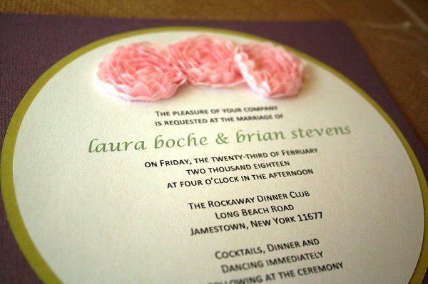 Tmx 1332722255157 Ds25 Whitmore Lake wedding invitation