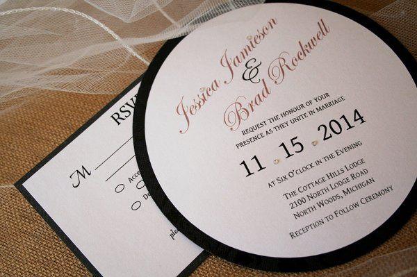 Tmx 1332722319757 Ds21 Whitmore Lake wedding invitation