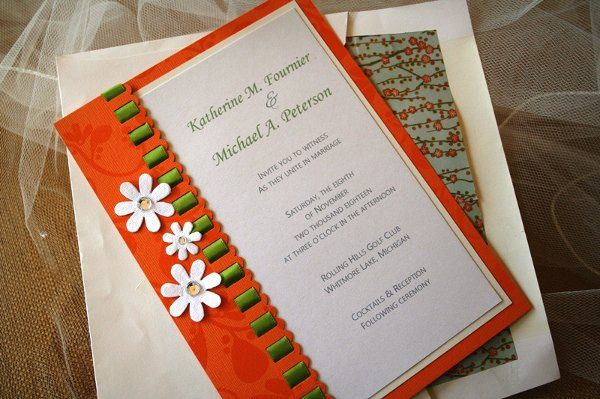 Tmx 1332722702226 Ds18 Whitmore Lake wedding invitation