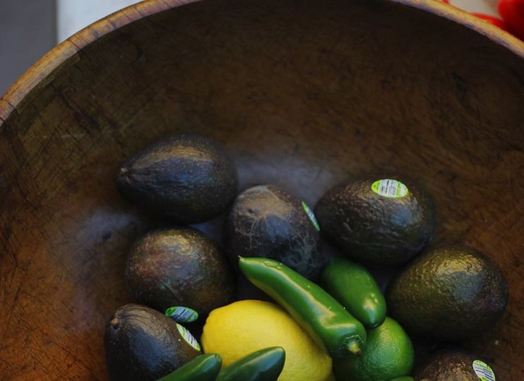 Your guests won't be able to get enough of our guacamole and pico de gallo salsa, all made from...
