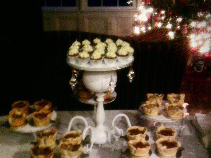 Tmx 1411651658240 Holiday Mini Dessert Bar Atlanta wedding